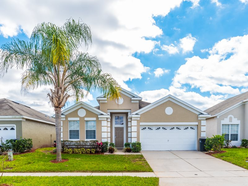 vacation home rentals near Disney in Florida